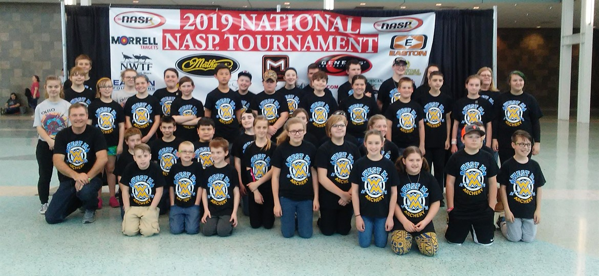 2019 Archery Nationals Participants