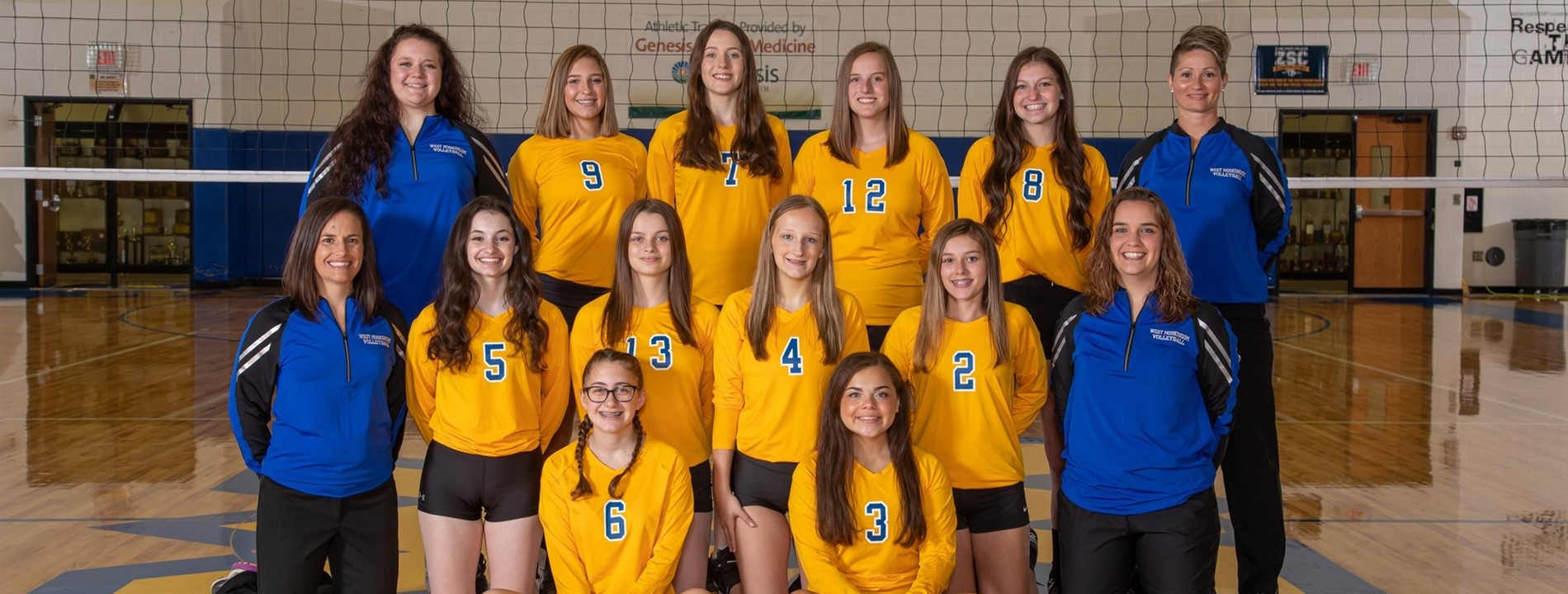 Lady Tornadoes Volleyball