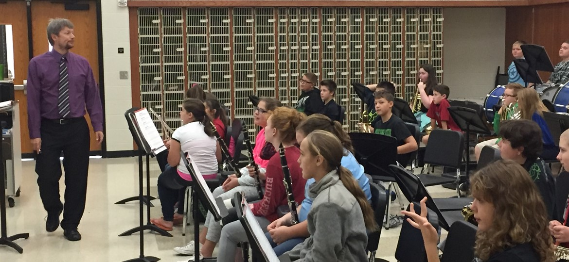 Middle School Music in Action