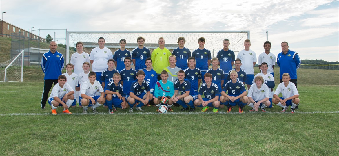 West M Boys Soccer