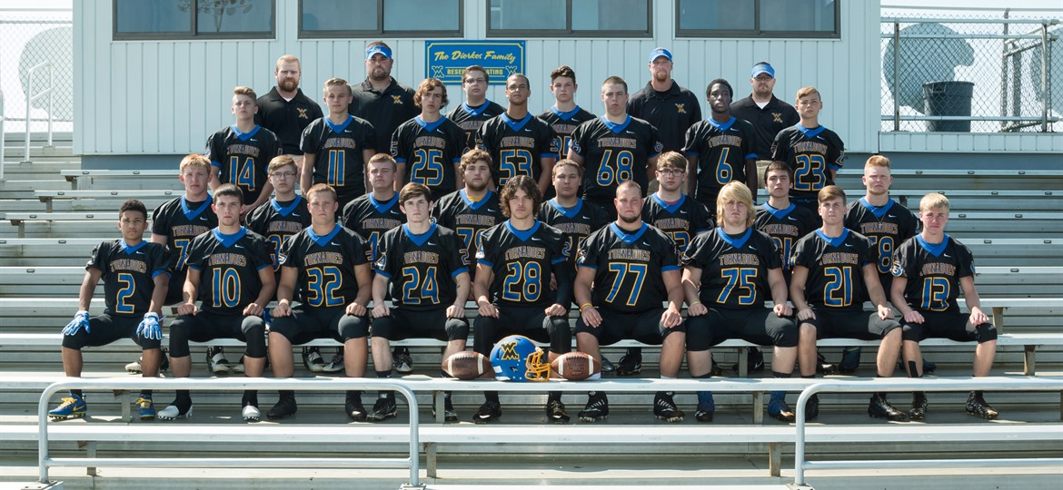 West M Varsity Football Team