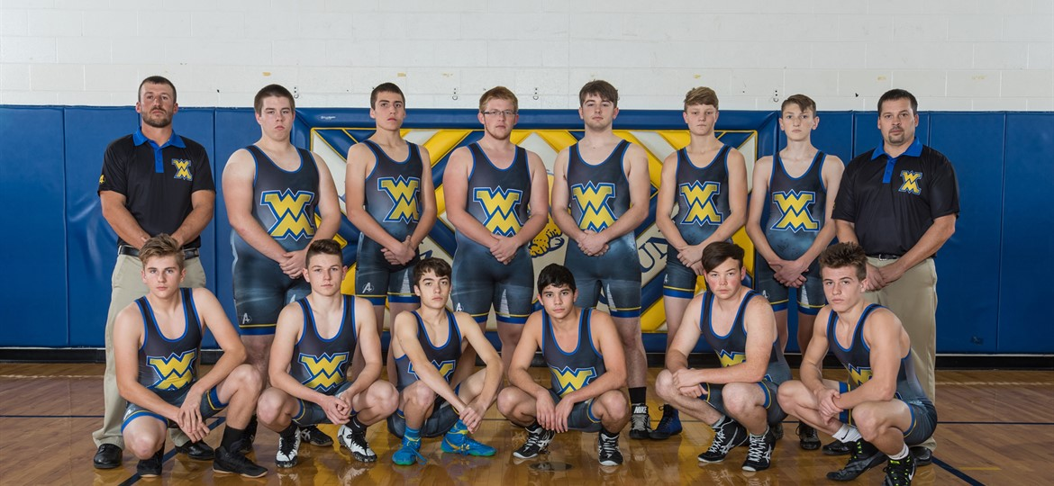 West M Wrestling Team
