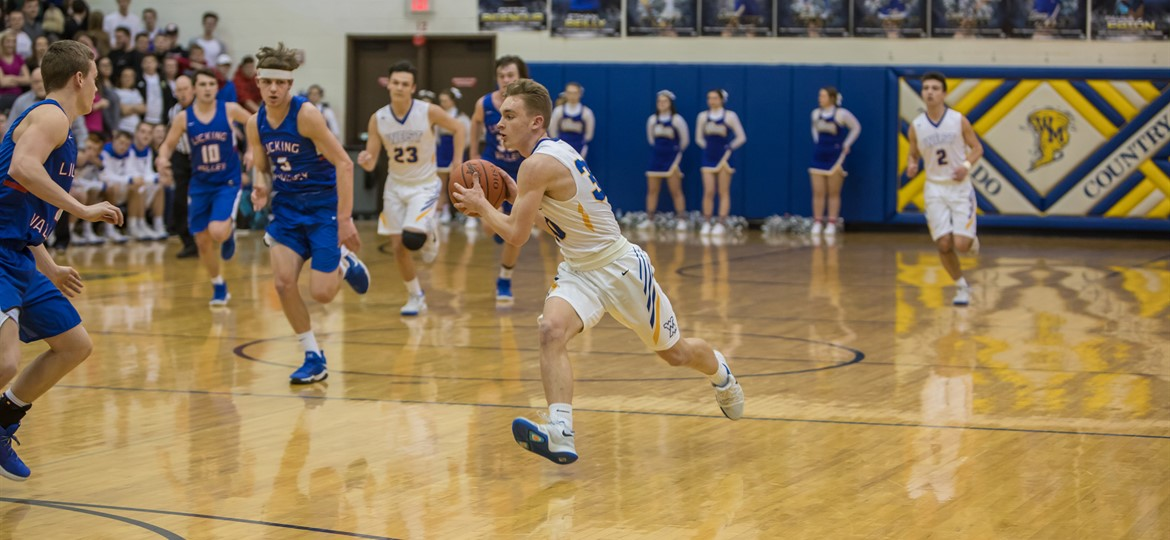 West Muskingum Boys Basketball